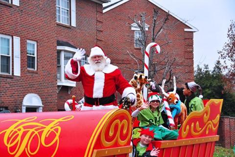 Charleston Wv Christmas Parade 2020 Charleston changes name, time of Christmas parade | WCHS Network
